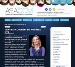 Blog.apacom