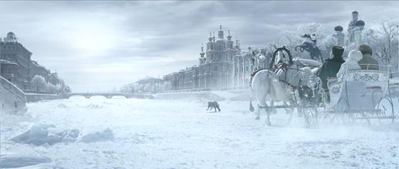 Russie-neige-cartier